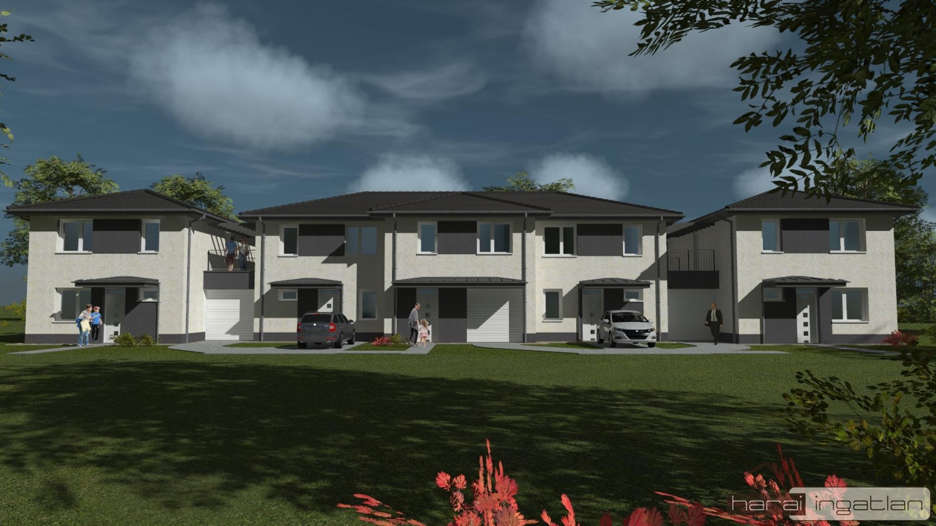 2600 Vác Eladó Ház (#03012020123/C)