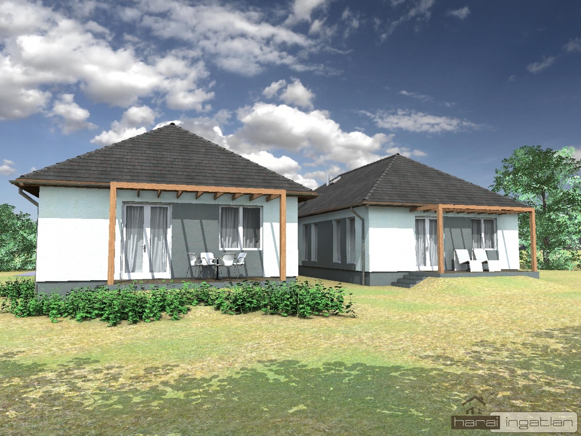 2113 Erdőkertes Eladó Ház (#03012021143A)