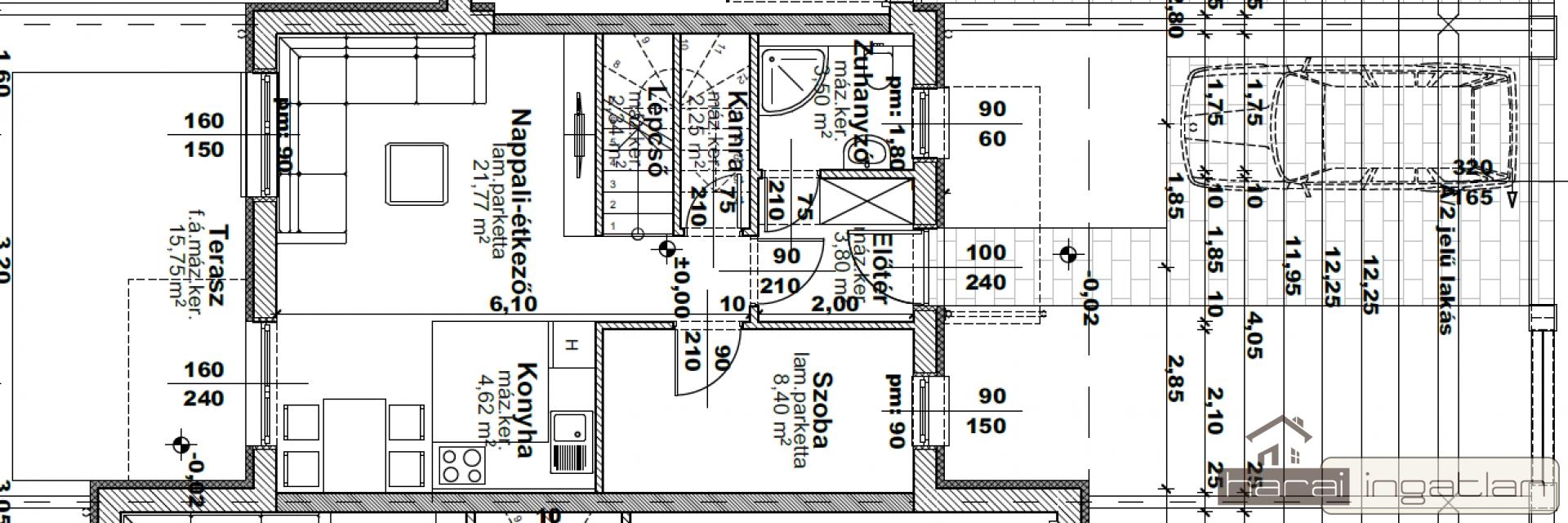 2600 Vác Eladó Ház (#03012020123B)