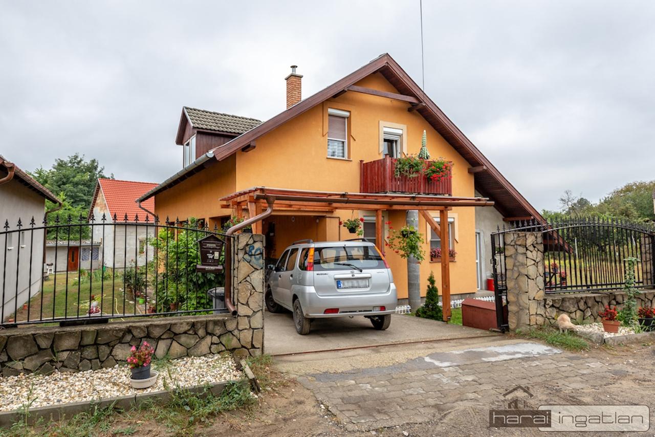 Erdőkertes Eladó Ház (#02012020111)