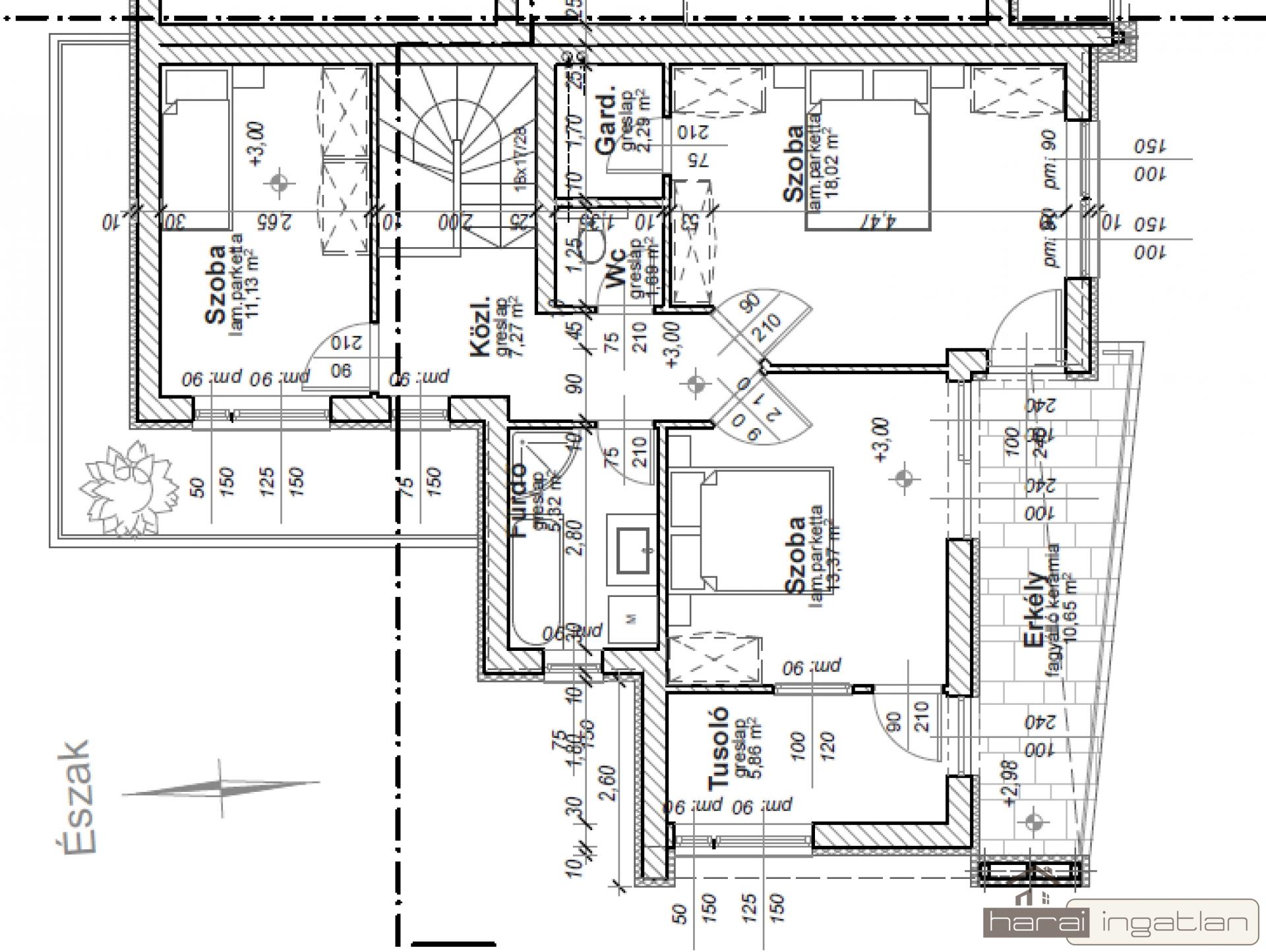 2132 Göd Eladó Ház (#0302202063)
