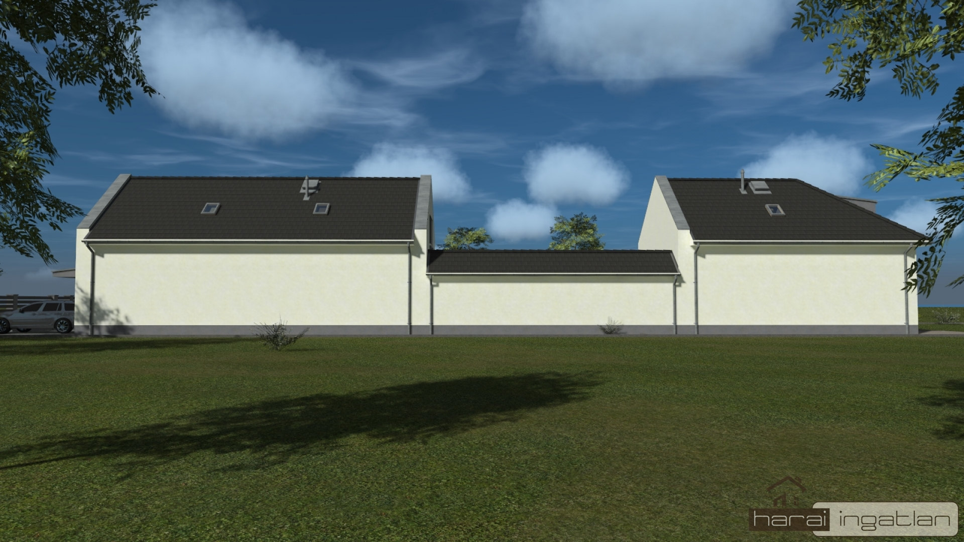 2151 Fót Eladó Ház (#02012020120)