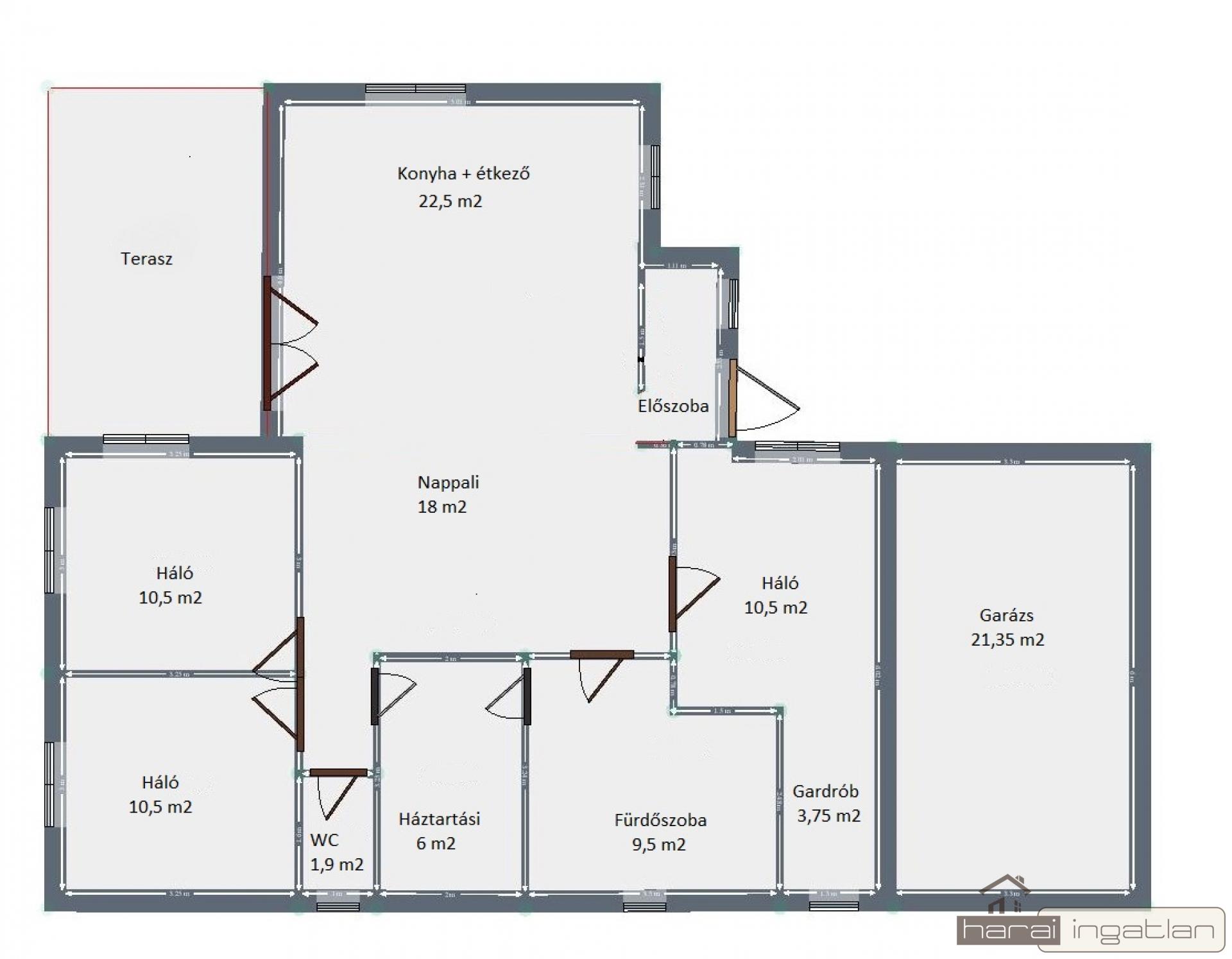 2142 Nagytarcsa Eladó Ház (#0701202052)